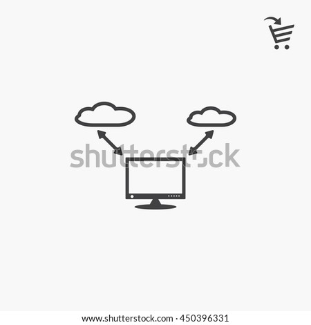 computer display Icon