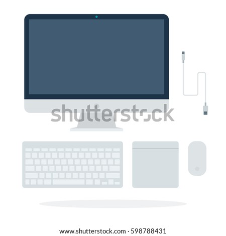 Diagram Of Computer Keyboard And Mouse Circuit Connection Diagram