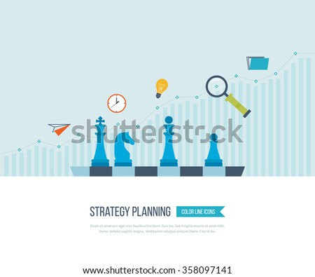 Business plans for growth strategies logo