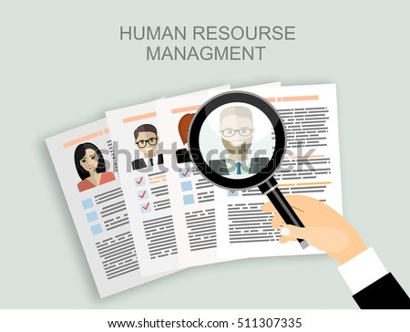 human resouce research paper