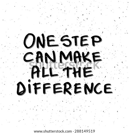 Make a difference stock photos images pictures Difference between calligraphy and typography