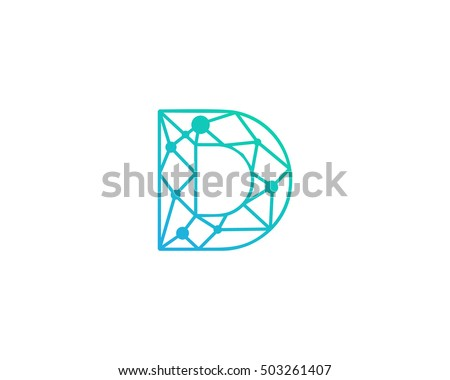 Connect line letter d logo design stock vector hd royalty free connect line letter d logo design stock vector hd royalty free 503261407 shutterstock thecheapjerseys Choice Image