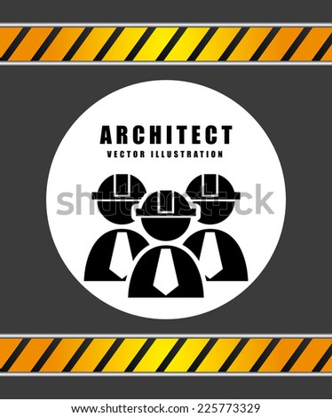 construction graphic design , vector illustration