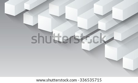 Contemporary Abstract Geometry Background -? Vector Wallpaper