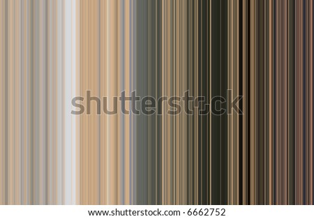 cool contemporary vertical striped pattern - stock vector