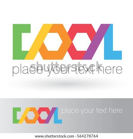 Cool Logo Design Ideas Color Vector Stock Vector (2018) 564278764 ...