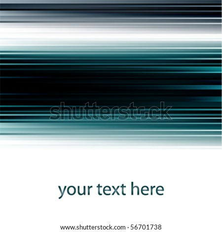 cool powerful background or business card - stock vector