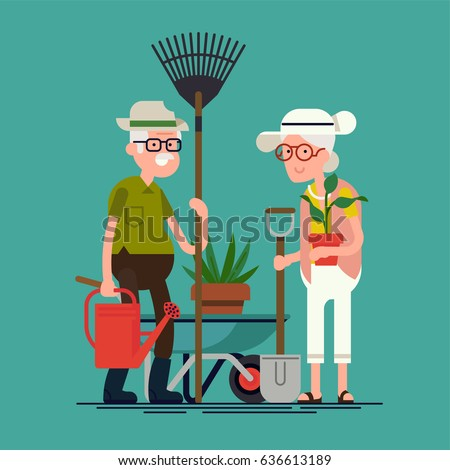 Mascha tace 39 s portfolio on shutterstock for Old age home landscape design