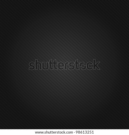 corduroy dark gray background - stock vector