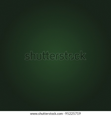 Corduroy green background - stock vector