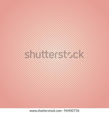 Corduroy pink background - stock vector