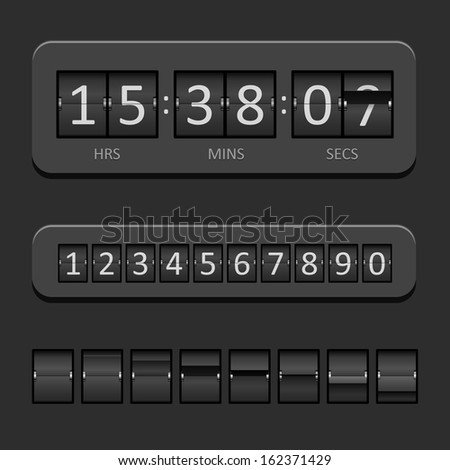Countdown Board and timer