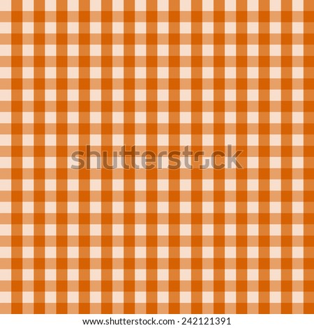 Country, picnic, retro vector pattern. - stock vector