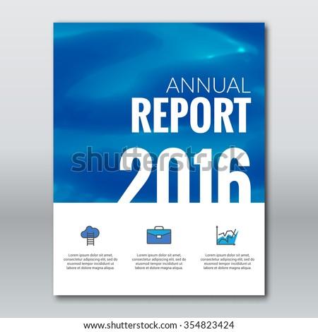 report cover designs