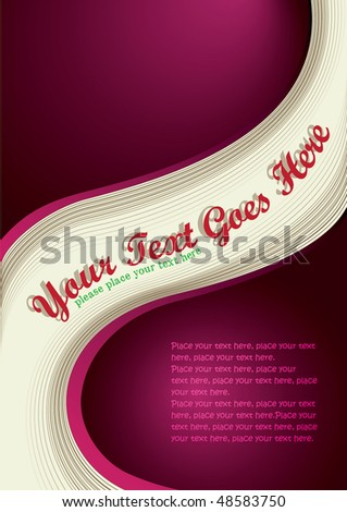 cover,template sets 37 - stock vector