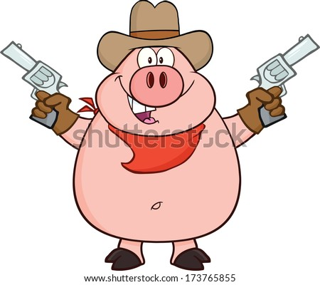 Male pig cartoon characters - photo#3