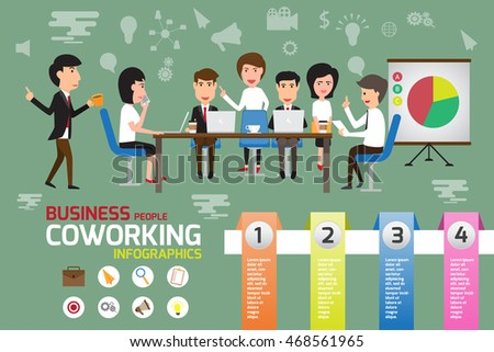 Co working space stock photos royalty free images for Space and co