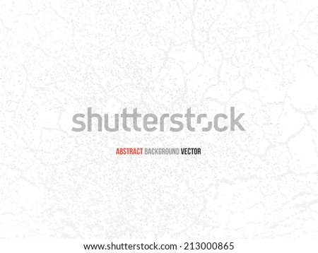Crack abstract wallpaper vector illustration. - stock vector
