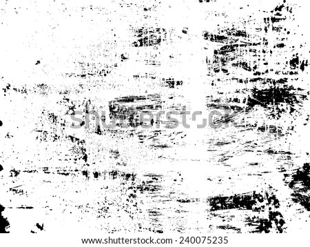 Cracked Texture . Distress Texture . Grunge Texture . Dirt Texture . Simply Place Texture over any Object to Create Distressed Effect .  - stock vector