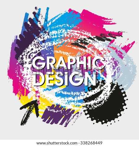 Craphic desing Vector Flyer Template   EPS10 Design. Text Desing                   Shutterstock