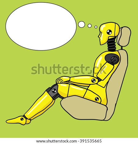crash test dummy stock images royaltyfree images