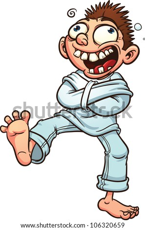 Crazy Man Stock Images, Royalty-Free Images & Vectors ...