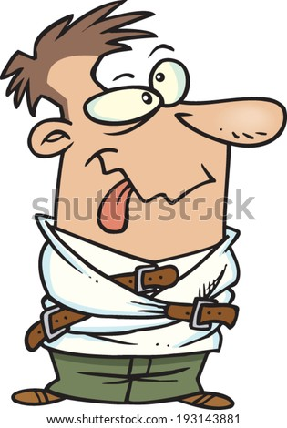 Straight Jacket Stock Images, Royalty-Free Images & Vectors ...