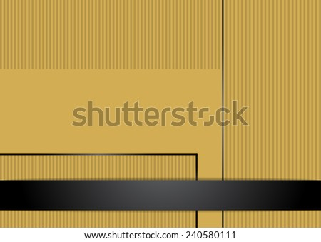 Creative and simple background - stock vector