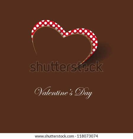 Creative and simple background on special day