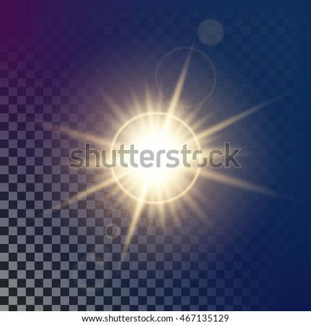 Creative concept Vector set of glow light effect stars bursts with sparkles isolated on black background. For illustration template art design, banner for Christmas celebrate, magic flash energy ray.