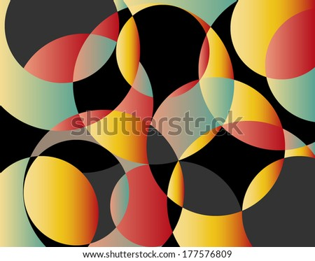 Creative design background - stock vector