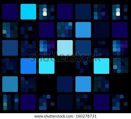 Creative design background - Seamless pattern