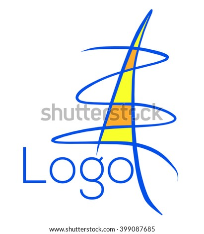 Creative Idea for mascot or logo design. Vector illustration