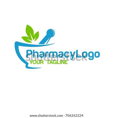 creative pharmacy concept logo design stock vector 2018 706262224 rh shutterstock com pharmacy logo design photoshop pharmacy logo design png