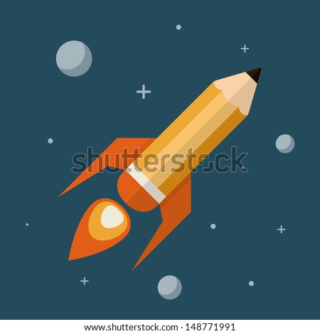 Creative Space - stock vector