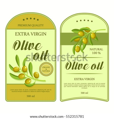 marketing practices in the olive oil industry Establishing rules for the organisation of the international olive market is in the   characteristics of olive oil and olive-residue oil and on the relevant methods of.