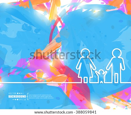 Nuclear Family Stock Images Royalty Free Images Amp Vectors