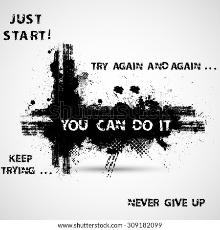 Just Do It Quotes Cool Justdoit Stock Images Royaltyfree Images & Vectors  Shutterstock
