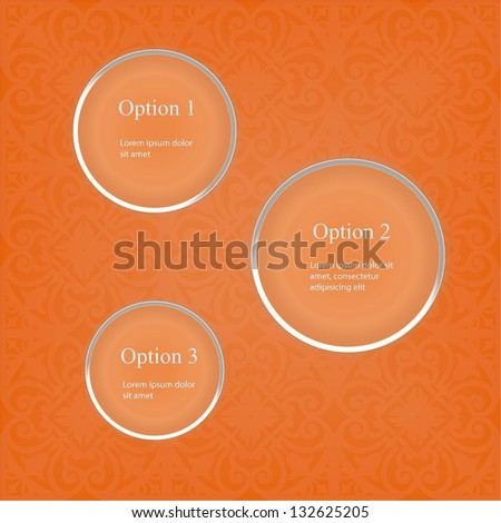 Creative web design. Vector Illustration. - stock vector