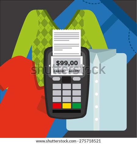 credit card design, vector illustration eps10 graphic  - stock vector