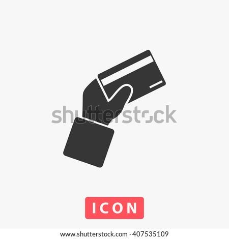 credit card Icon. credit card Icon Vector. credit card Icon Art. credit card Icon eps. credit card Icon Image. credit card Icon logo. credit card Icon Sign. credit card Icon Flat. credit card Icon - stock vector