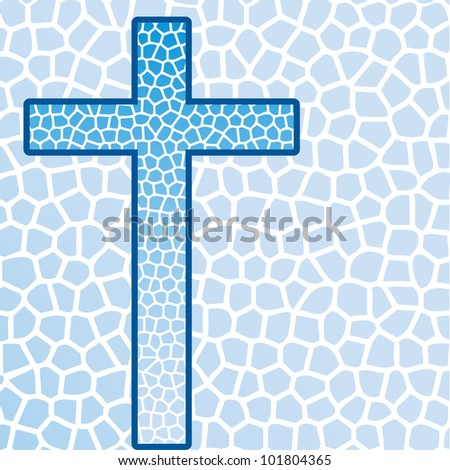 cross - stock vector