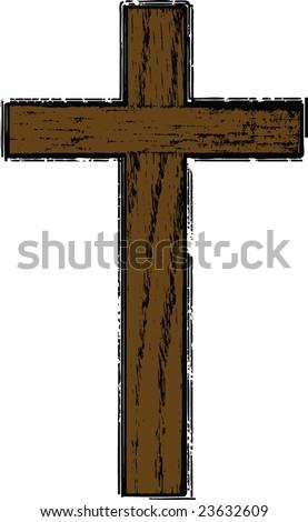 Wood Cross Stock Vectors & Vector Clip Art | Shutterstock