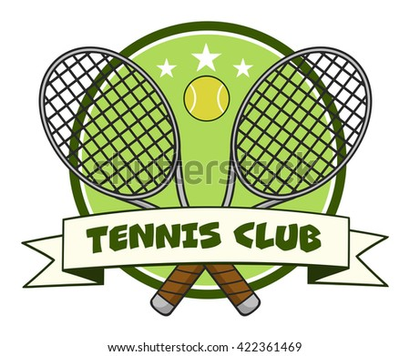Quot Crossed Rackets Quot Stock Images Royalty Free Images