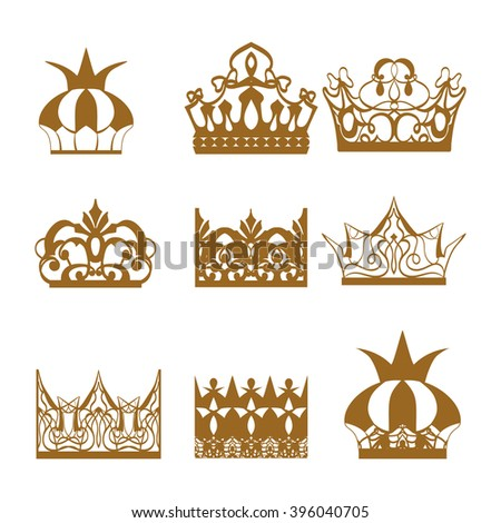 Crown Free Vector Art  1103 Free Downloads  Vecteezy