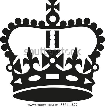 Queen Crown Stock Photos, Royalty-Free Images & Vectors ... Keep Calm Crown Vector