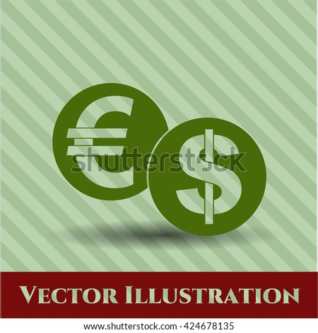 Currency Exchange icon, Currency Exchange icon vector, Currency Exchange icon symbol, Currency Exchange flat icon, Currency Exchange icon eps, Currency Exchange icon jpg, Currency Exchange icon app
