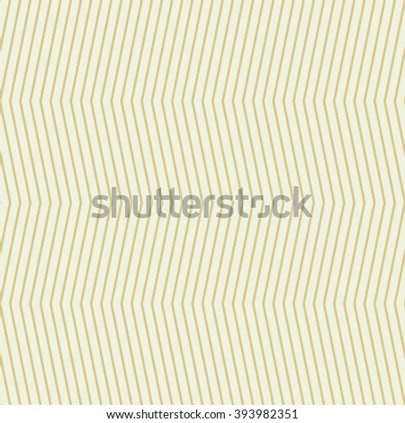 Curved lines background. Seamless lined pattern. Vector illustration. - stock vector