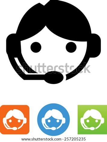 Customer Service Rep Stock Images, Royalty-Free Images & Vectors ...