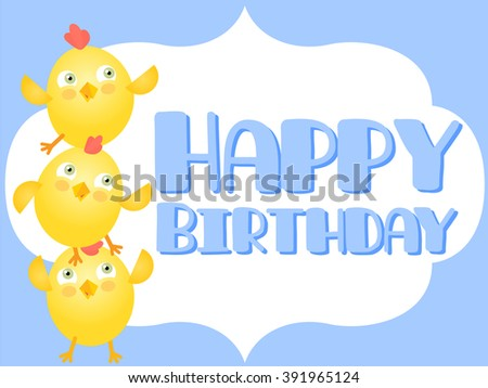 Cute animal card happy birthday card stock vector 391965124 cute animal card happy birthday card with baby animal and lettering vector greeting animal bookmarktalkfo Choice Image